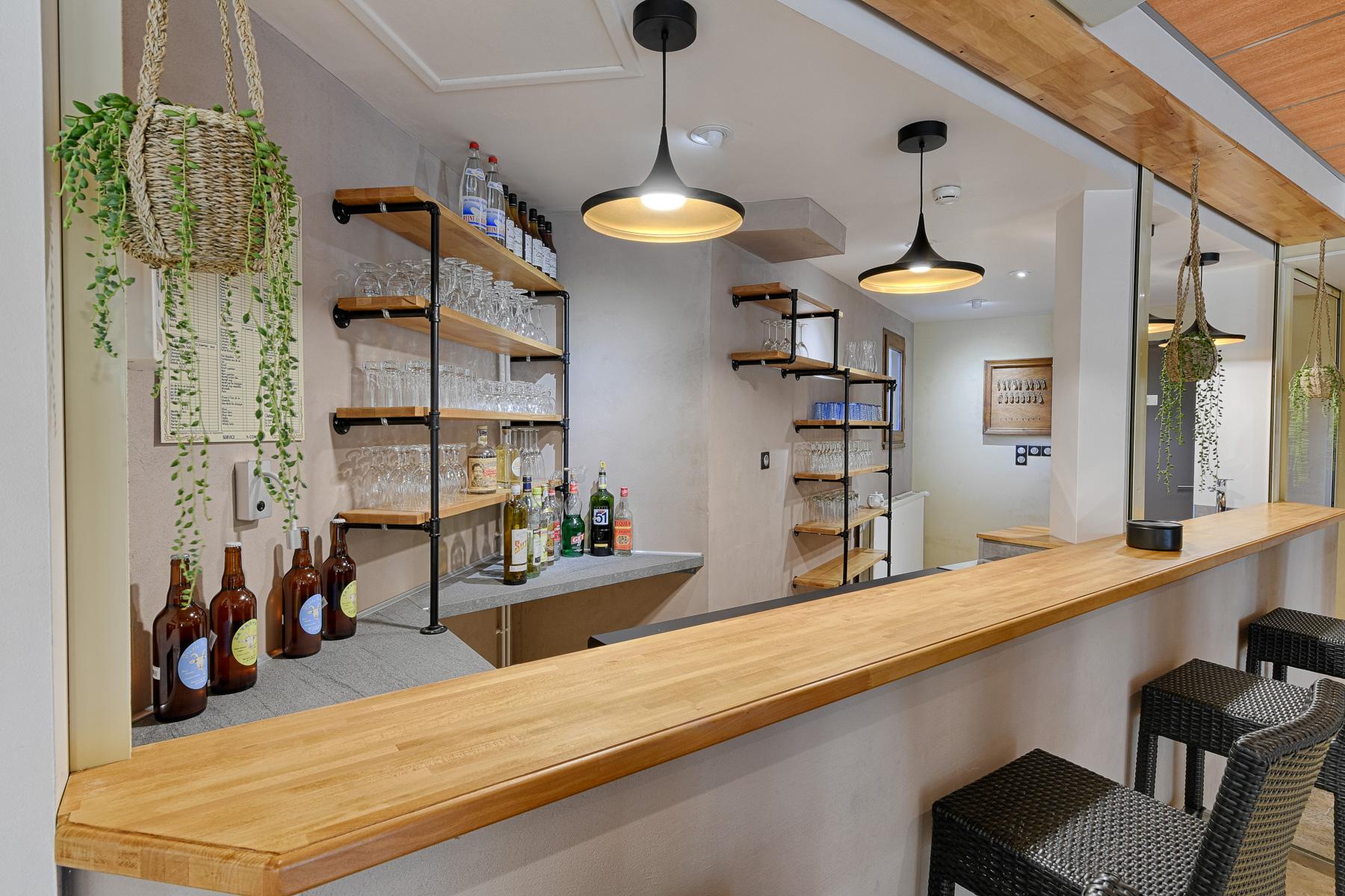 Bar / Salle à manger